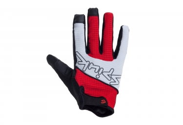 paire de gants long spiuk 2017 xp country rouge blanc xl
