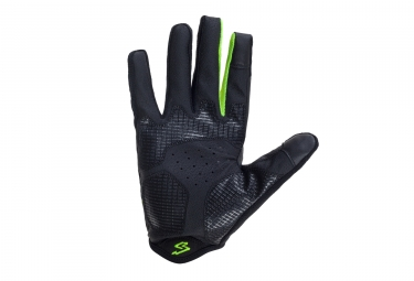 paire de gants long spiuk 2017 xp country noir vert l