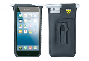 Housse de Protection Topeak Drybag iPhone 6+ / 6s+ / 7+ / 8+ Noir