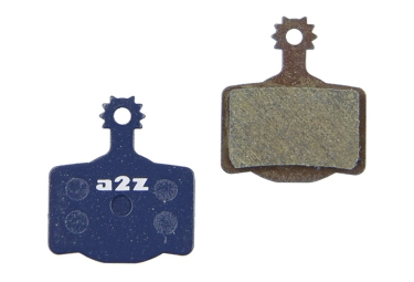 plaquettes de frein organique a2z az 160 magura mt2 4 6 8