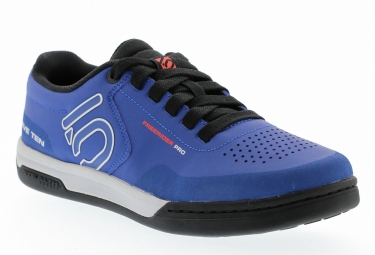 paire de chaussures fiveten 2017 freerider pro bleu 40