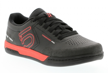 Paire de chaussures fiveten 2017 freerider pro noir rouge 45