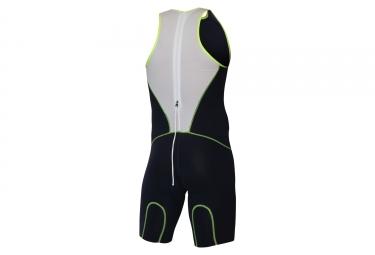 Combinaison de Triathlon Z3R0D oSUIT OLYMPIC Bleu Jaune