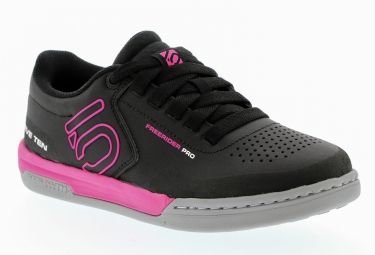Five Ten Freerider Cycling Shoes Noir / Rose 2017