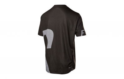 maillot manches courtes fox indicator ss eyecon noir s