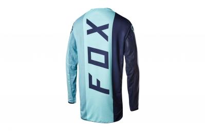 maillot manches longues fox flexair bleu m