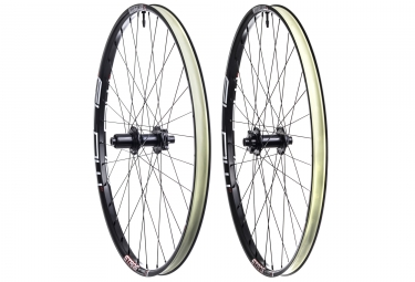 ASTERION NOTUBES ZTR Flow MK3 Wheelset 27.5´´ Boost 15x110/12x148mm | Shimano/Sram