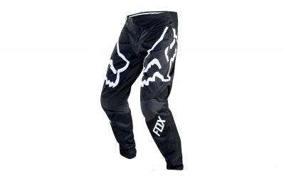 pantalon fox demo noir blanc 34