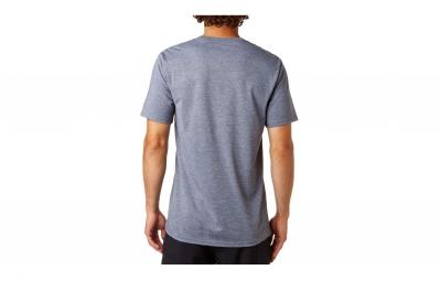 t shirt technique fox side seca gris m