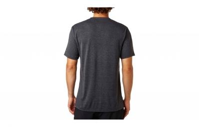 t shirt technique fox side seca noir l
