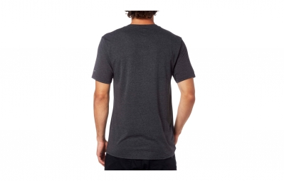 t shirt technique fox triangulate noir m