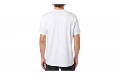 t shirt fox eyecon photo blanc l
