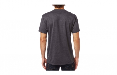 t shirt fox dormant gris m
