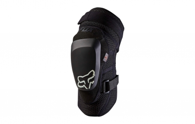 Fox Lauch Pro D3O Knee Guards Black