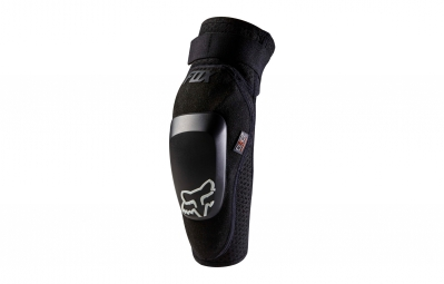 Fox Lauch Pro D3O Elbow Guards Black