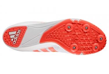 adidas running distancestar blanc orange homme 47 1 3