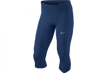 NIKE POWER TECH 3/4 Tight Blue