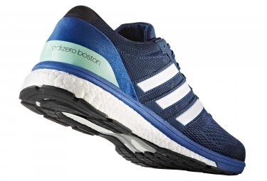 adidas running adizero BOSTON 6 Bleu Homme