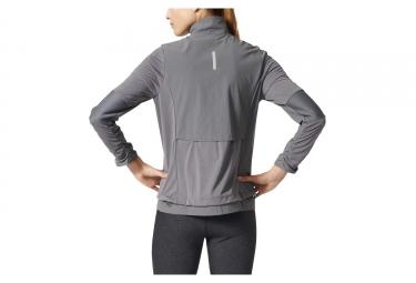 adidas running ULTRA ENERGY Women Waterproof Jacket Grey