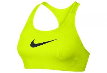 Brassière Nike Victory Shape Sport Jaune