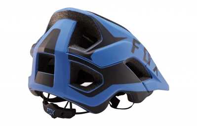 casque fox metah flow bleu noir xl xxl 59 64 cm