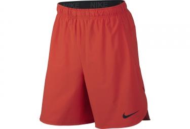 short nike flex training orange s
