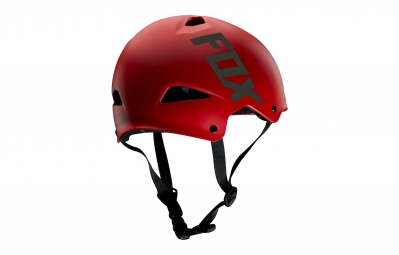 Fox Flight Sport Hardshell Casco Rojo