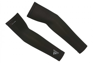 adidas running Arm Warmers CLIMALITE RUNNING Black