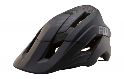 Casco FOX Metah Nero Mat