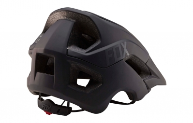Fox Metah Solids Casco Negro
