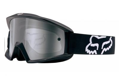 masque fox main sand noir ecran transparent