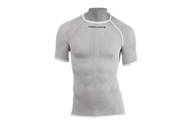 sous maillot northwave light manches courtes blanc s