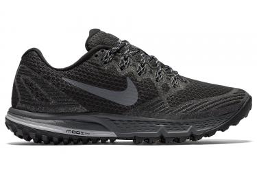 Nike air zoom wildhorse 3 noir gris femme 36 1 2