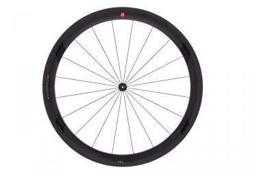 roue avant route 3t 2017 orbis ii c50 ltd pneu noir stealth