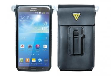 TOPEAK Drybag Smartphone Case 5'' / 6'' Black