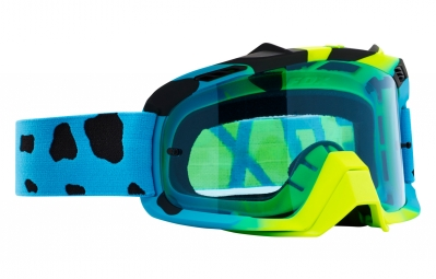 Masque Fox Air Space Grav Bleu Ecran Bleu