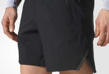 Short Imperméable adidas running ULTRA ENERGY Noir