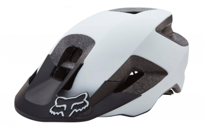 casque all mountain fox ranger blanc mat xl xxl 59 64 cm