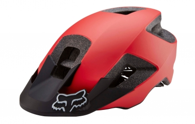 casque all mountain fox ranger rouge mat xs s 52 56 cm