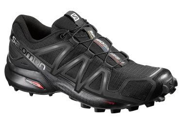 SALOMON SPEEDCROSS 4 Scarpe Donna Nero