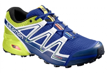 salomon speedcross vario bleu 46 2 3
