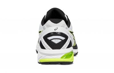 Chaussures de Running Asics GT 1000 5 Blanc / Noir