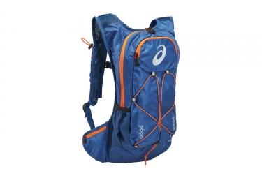 Sac à Dos Asics Lightweight Backpack Bleu Orange
