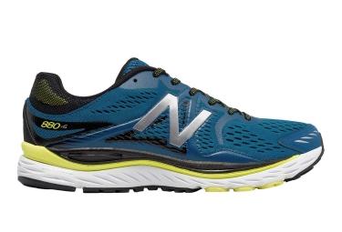 new balance nbx 880 v6 2e large bleu jaune homme 47
