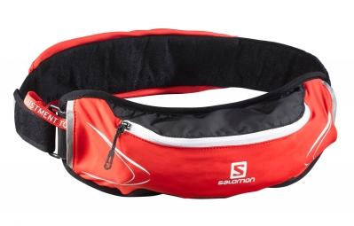 ceinture salomon agile 500 rouge noir
