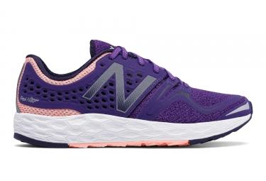 New balance fresh foam vongo violet rose femme 40