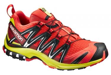 SALOMON Shoes XA PRO 3D Red