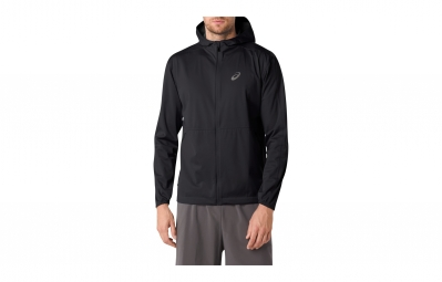 Asics Accelerate Performance Jacket Black