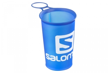 Gobelet Salomon Soft Cup Speed 150 ml Bleu
