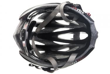 casque zerorh zw noir blanc 54 56 cm